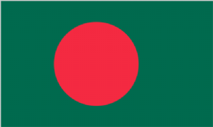 Bangladesh Large Country Flag - 5' x 3'.